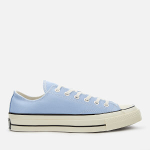 Converse Chuck Taylor All Star 70 Ox Trainers - Blue Chill/Black/Egret