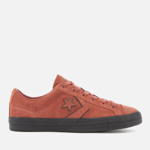 Converse Men's Star Player Ox Trainers - Mars Stone/Black