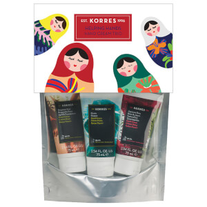 KORRES Helping Hands Trio Collection