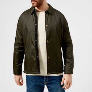 Barbour Heritage Men's Eel Quilt Jacket - Sage