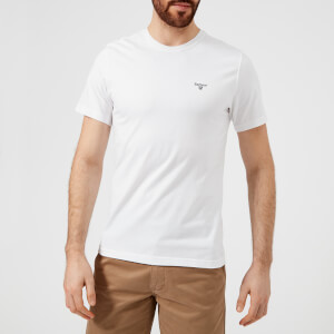 Barbour Men's Sports T-Shirt - White
