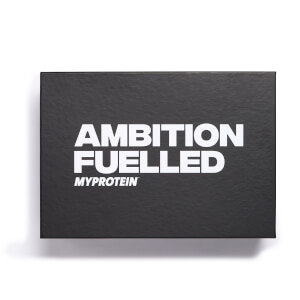 FUEL YOUR AMBITION 박스