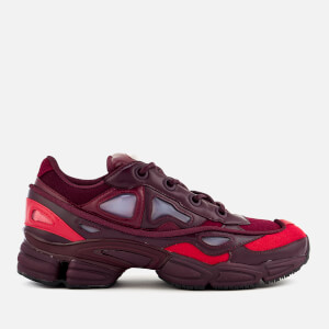 adidas by Raf Simons Men's Ozweego III Trainers - Burgundy