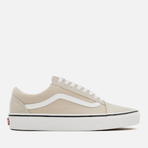 Vans Men's Old Skool Trainers - Silver Lining/True White