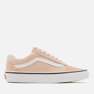 Vans Women's Old Skool Trainers - Frappe/True White