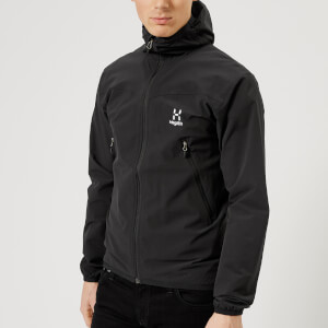 Haglofs Men's Natrix Hoodie - True Black