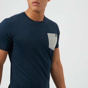 Haglofs Men's Mirth Short Sleeve T-Shirt - Tarn Blue