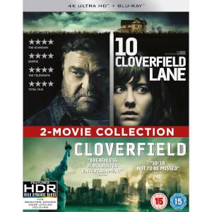 10 Cloverfield Lane/Cloverfield - 4K Ultra HD