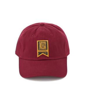 Harry Potter Gryffindor Flag Baseball Cap - Red