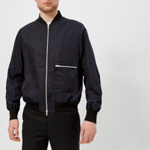 OAMC Men's Mil Bomber Jacket - Navy
