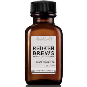 Redken Brews Men's Beard Oil 30ml: Image 1