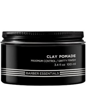 Redken Brews Men's Clay Pomade 100ml: Image 1