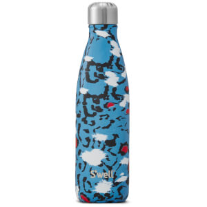 S'well Azure Leopard Water Bottle 500ml