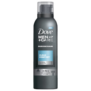 Dove MEN+CARE Duschschaum Clean Comfort
