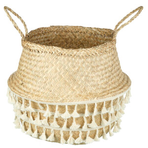 Parlane Mai Seagrass Basket - Natural
