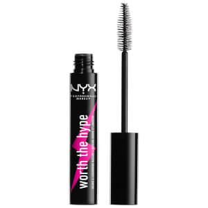 Máscara de pestañas voluminizadora Worth the Hype Volumizing Mascara NYX Professional Makeup