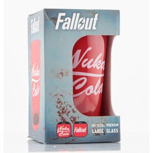 Fallout Nuka Cola Coloured Large Glasses 16oz