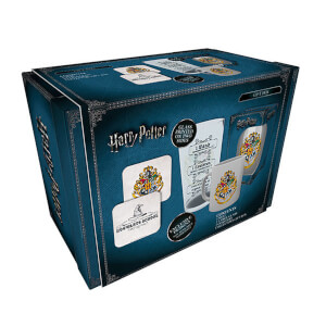 Harry Potter Crests Gift Boxes