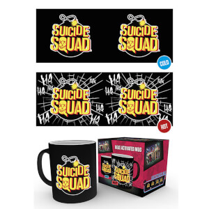 Tasse Thermosensible Bombe - Suicide Squad DC Comics