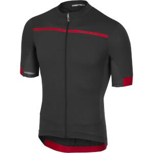Castelli Forza Pro Jersey - Light Black