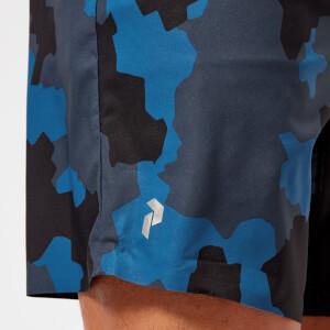 Peak Performance Men's Fremont Printed Shorts - Blue Camo: Image 5