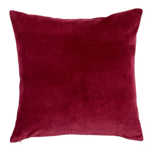 Christy Jaipur Cushion 45x45cm - Magenta