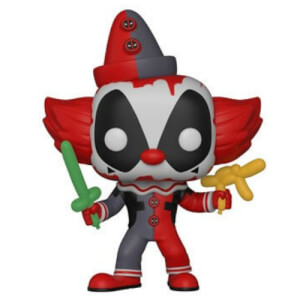 Marvel Deadpool Playtime Clown Funko Pop! Figuur