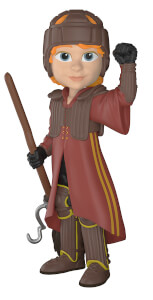 Figurine Harry Potter - Ron en Uniforme de Quidditch - Rock Candy Vinyl Figure