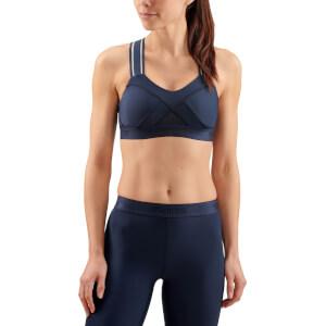 Skins DNAmic Women's Sports Bra - Harbour