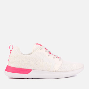Superdry Sport Women's Hyper Core Runner Trainers - Optic