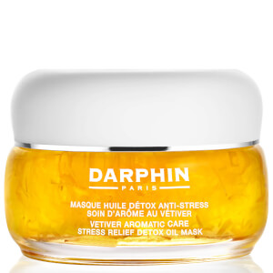 Darphin Vetiver Aromatic Care Stress Relief Detox Oil Mask 50ml
