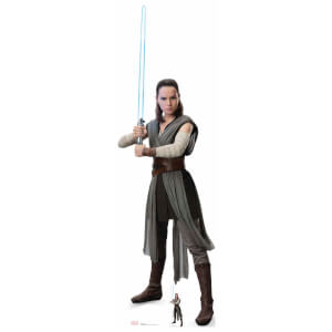 Star Wars: The Last Jedi Rey Lightsaber overmaatse uitsnijding