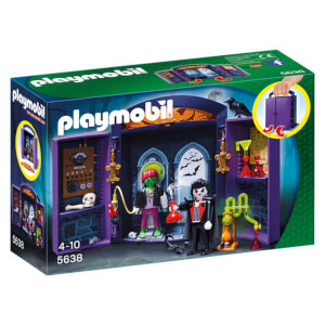 Playmobil Haunted House Play Box (5638)