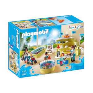 Playmobil Aquarium-Shop (9061)