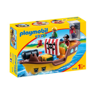 Playmobil Piratenschiff (9118)