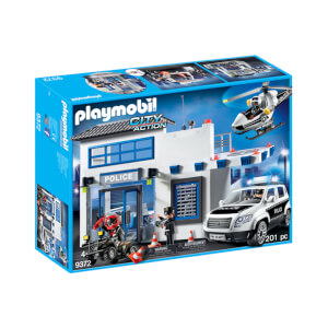 Playmobil Polizeistation (9372)