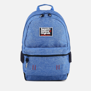 Superdry Men's Binder Montana Backpack - Blue Grit