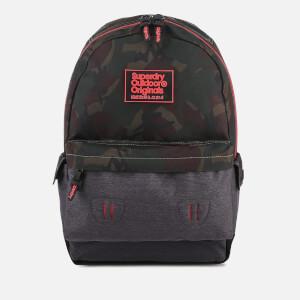 Superdry Men's Camo Inter Montana Backpack - Camo/Dark Grey