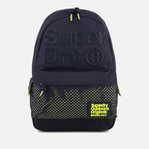 Superdry Men's Buff Montana Backpack - Navy