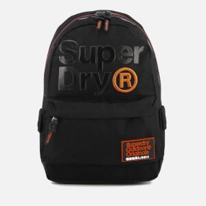 Superdry Men's High Build Lineman Montana Backpack - Black