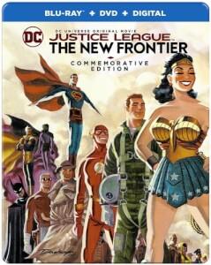 Justice League: New Frontier Commemorative Ed