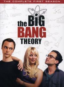Big Bang Theory: Complete First Season