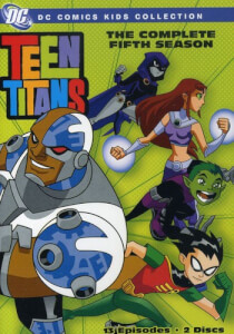 Teen Titans: Complete Fifth Season