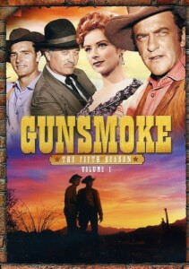 Gunsmoke: Fifth Season V.1