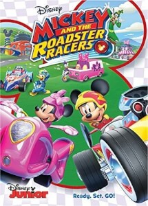 Mickey & The Roadster Racers V1