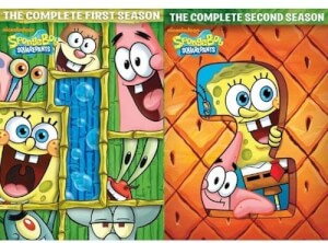 Spongebob Squarepants: Season 1 & 2