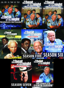 In The Heat Of The Night: Series Collector's Ed