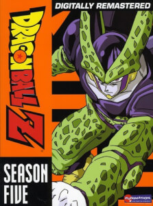 Dragon Ball Z: Season 5 Set