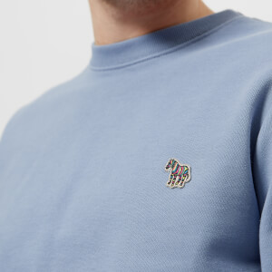 PS by Paul Smith Men's Regular Fit Sweatshirt - Sky Blue