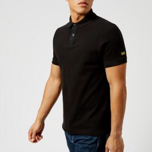 Barbour International Men's Crank Polo Shirt - Black